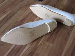 ballerine blanche mariage blanche neuve occasion du mariage