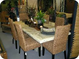 Kitchen Table With Caster Chairs Water Hyacinth Dining Chairs Sydney U2013 Apoemforeveryday Com