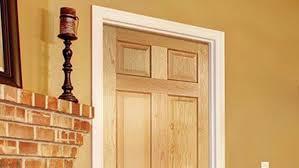 can you use an existing door for a barn door interior door buying guide