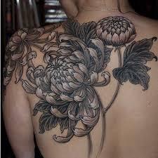 the 25 best chrysanthemum tattoo ideas on pinterest