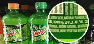 does mountain dew contain a dangerous toxin