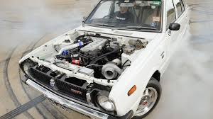 bakkie with lexus v8 engine for sale corolla sleeper nissan vg30 turbo powered youtube