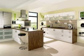 the kitchen is the heart of the home and a large kitchen island