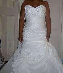 market place new ivory more lee wedding dress sz 12 149
