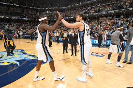 memphis grizzlies beating oklahoma city thunder differently with