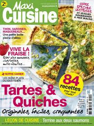 magasine cuisine abonnement magazine maxi cuisine abobauer com