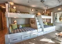 Modern Bunk Bed Ideas For Small Bedrooms - Large bunk beds