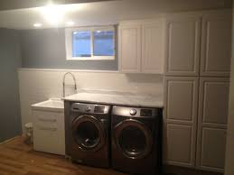 How To Install Wall Cabinets In Laundry Room Laundry Room Devries Home Solutions