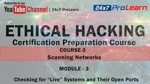 3 scanning networks course 3 module 3 checking for u0027live