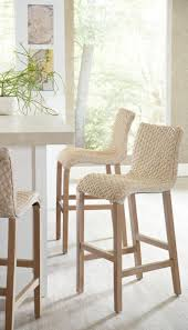 dining room remarkable seagrass counter stools for classy dining
