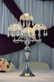 crystal umbrella centerpieces for wedding table crystal umbrella