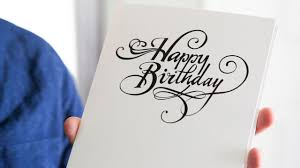 cool prank happy birthday card that never stops singing will