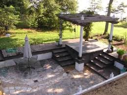 Patio Designs With Pergola by Best 25 Sunken Patio Ideas On Pinterest Sunken Garden Sunken