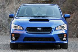 subaru gtx safety power and great looks in the 2015 subaru wrx