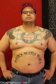 jose ramirez chicago flag tattoos