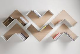 Creative Shelving Creative Adaptable Shelving System Fishbone My Desired Home