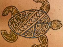 hawaiian henna turtle henna phantasmagoria pinterest hennas