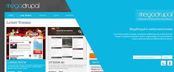 drupal themes jackson 15 free and professional drupal themes