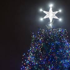 Christmas Tree Lighting Photos Chicago Kicks Off Holiday Season With Christmas Tree