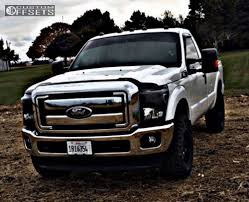 Ford F250 Truck Rims - wheel offset 2012 ford f 250 super duty aggressive 1 outside