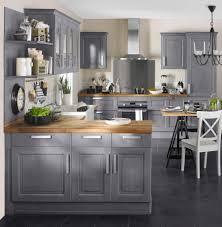 et cuisine cuisine bistro gris patiné la cuisine bistro est un modèle