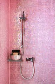 think pink 5 girly bathroom ideas girly frosting and pink tiles