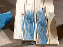 can you stain pine cabinets water based and based color stains diy