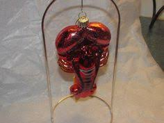 susan pisoni under sea beach red lobster noble gems glass
