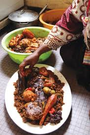fish cuisine senegalese fish and rice thiéboudienne recipe saveur