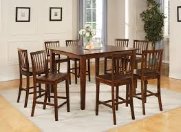 Dining Room Collections 9 Piece Branson Counter Height Dining Room Collection