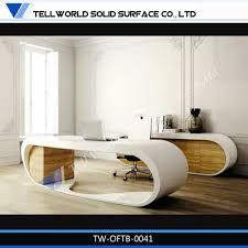 adverstisting elegant office table semi circle office desk buy