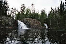 top 10 waterfalls of finland