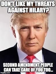 Second Amendment Meme - donald trump imgflip