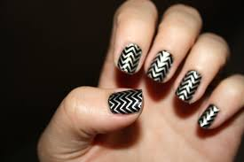 10 gleaming nail arts in black and silver womenitems com