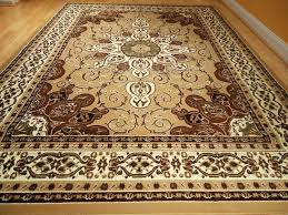 Green And Brown Area Rugs Amazon Com New Persian Style Rug 5 U0027x8 U0027 Beige Brown Rug 5x7 Area