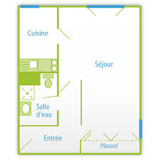 chambre t1 appartements