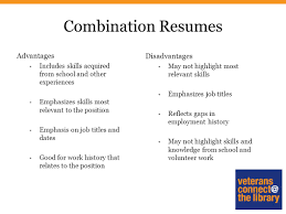 resume experience chronological order or relevance theory creating an effective resume styles of resumes chronological