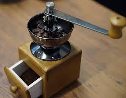 Old Fashioned Coffee Grinder Amazon Com Hario Small Coffee Grinder Kitchen U0026 Dining
