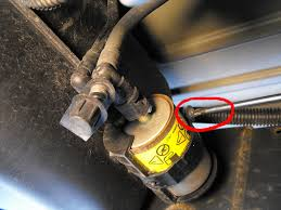 how to fuel filter replacement on 02 04 tv with pics chevy