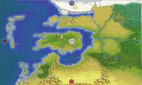 Map Of Avatar Last Airbender World by Across The Board Games Reviews Kickstarter Updates Community