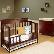 Convertible 4 In 1 Cribs Sb2 Katherine 4 In 1 Convertible Crib In Merlot Free Shipping