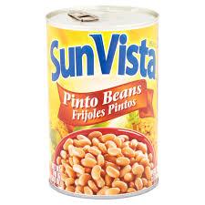 sun vista pinto beans 40 oz walmart com