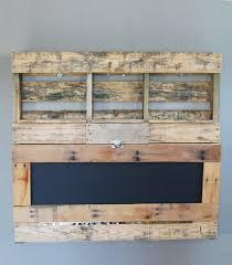 pallet wood fold out desk home furniture workman u0027s palette