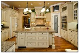 Granite Countertops And Cabinet Combinations Kitchen Room Best Design Kitchen Remodeling Pictures Before