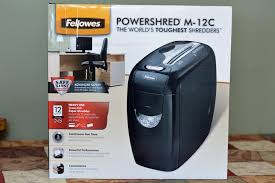Home Paper Shredders by Gifts For Newlyweds U0026 New Homeowners Fellowes M 12c Shredder