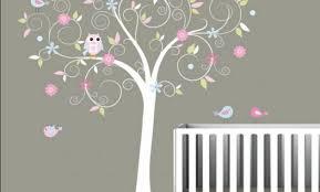 chambre bébé arbre décoration chambre bebe arbre 91 strasbourg jardin des plantes