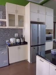 Kitchen Set Minimalis Untuk Dapur Kecil Beige Minimalis Kitchen Set U2013 Va U0027astu Arsitektur Studio
