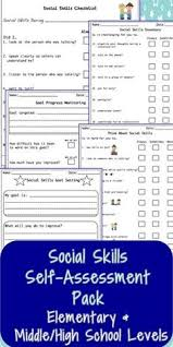 great worksheets for social skills teaching tools for