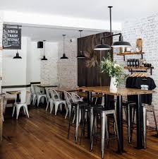 Cafe Pendant Lights Barn Pendant Lights Establish Inviting Feel To Cafe