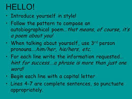 hello introduce yourself in style ppt video online download